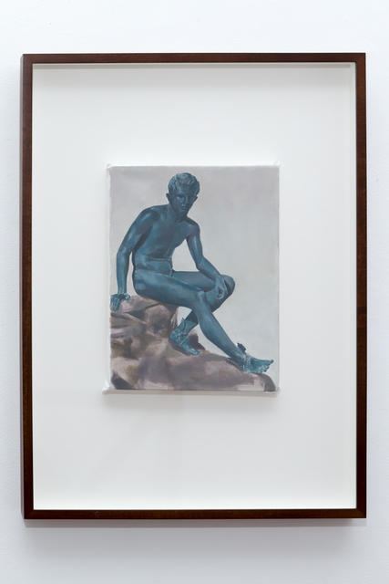 Alexander Massouras, 'Seated Hermes, Found at the Villa in 1758', 2014, Joanna Bryant & Julian Page