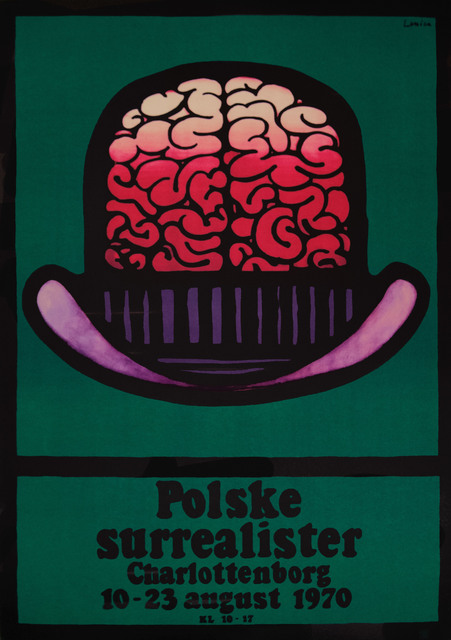 , 'Polske Surrealister - Exhibition of Polish Surrealist Artists,' 1970, Omnibus Gallery