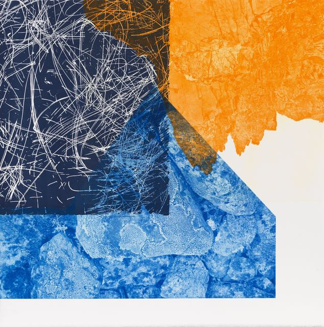 , 'Texture iv,' 2016, Paul Stolper Gallery