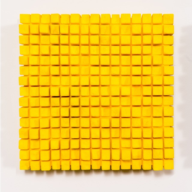 , 'Untitled (Yellow),' 2015, JanKossen Contemporary