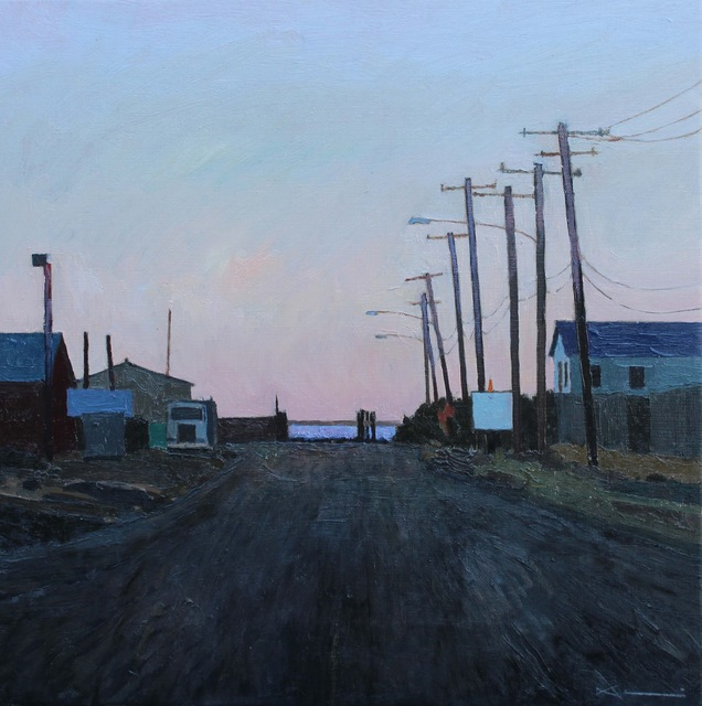 , 'Chrisfield dusk,' , Hugo Galerie