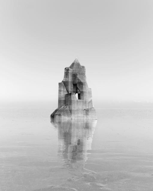 , 'Observatoire X,' 2014, Galerie Les filles du calvaire