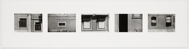 Sean Scully, 'Lisbon Facades', 1998, Brooke Alexander, Inc.