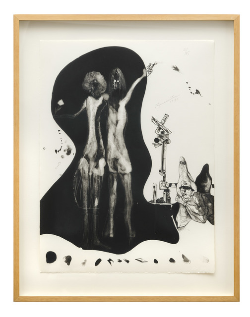 , 'Hitchhiker Ghost,' 1970, Louis Stern Fine Arts