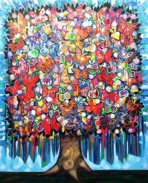 , 'Apple tree of love - Pommier d'amour,' 2016, Galerie Artefact