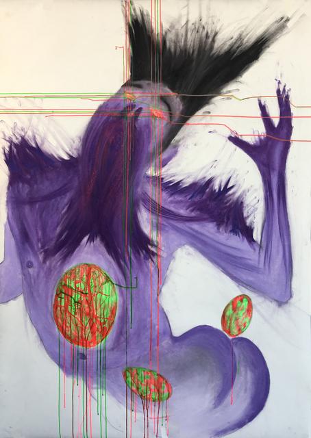 , 'Untitled,' 2019, Barro