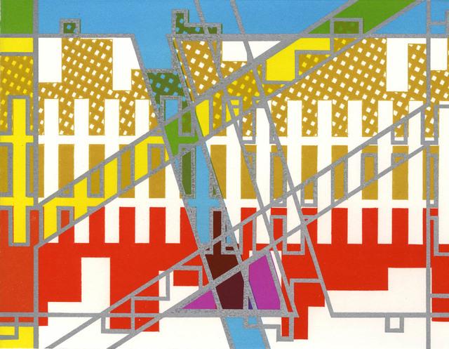 , 'Mirror x 6 (3),' 2008, Flowers