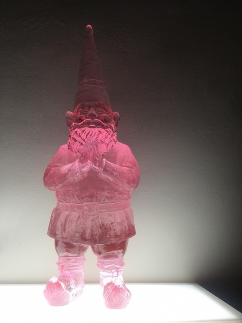 """, '""""Pink Gnome"""",' ca. 2019, Parlor Gallery"""