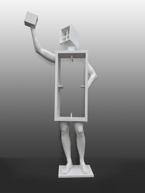, 'Figure 1,' 2017, Suzanne Tarasieve