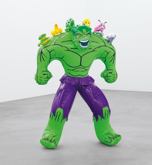 Jeff Koons, 'Hulk (Friends)', 2004-2012, Phillips