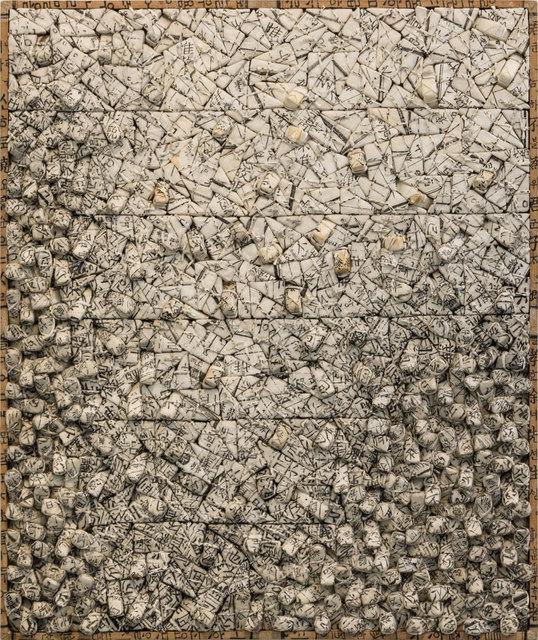 , 'Aggregation 13-A025,' 2013, Shine Artists   Pontone Gallery