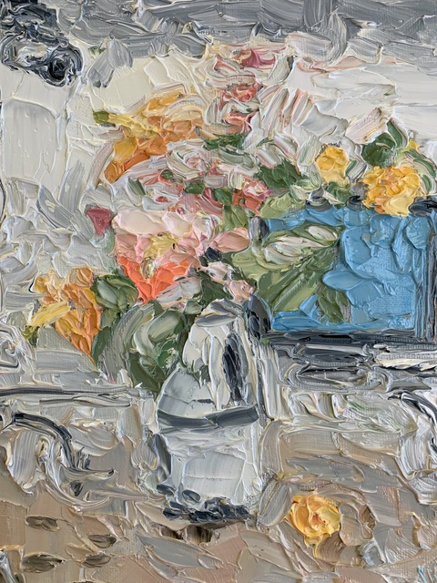 , 'Quality time,' 2019, 99 Loop Gallery