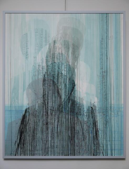 , 'Desvanecerse entre las Siluetas,' 2017, Art Nouveau Gallery