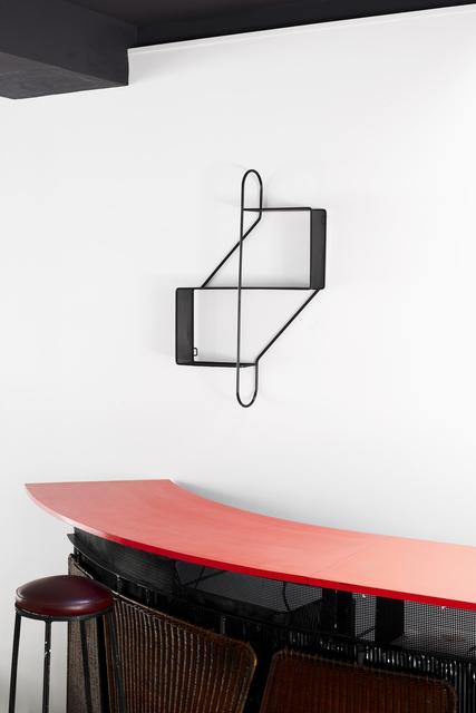 ", '""Clef"" shelf,' 1955, Jousse Entreprise"