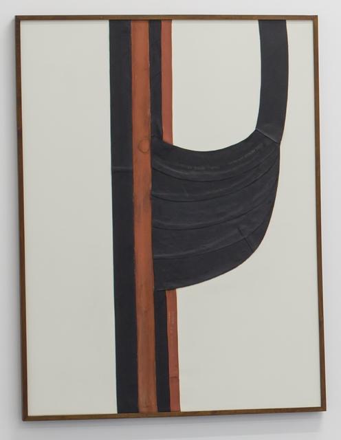 , 'La guerra è astratta,' 1970, Galleria Giovanni Bonelli