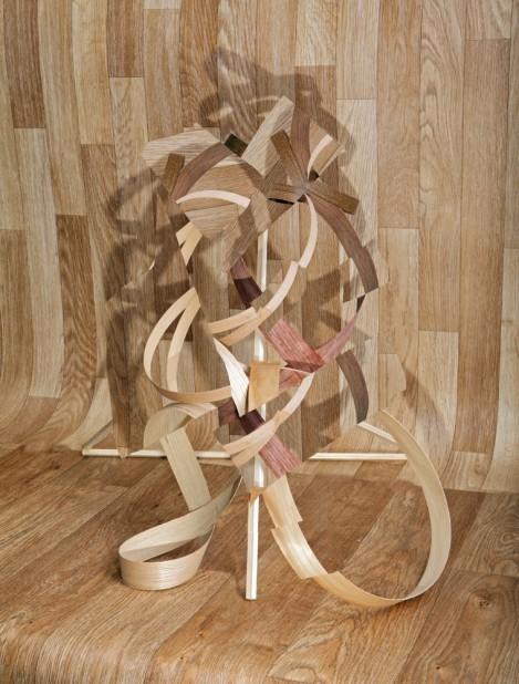 , 'Veneer Wood Wood,' 2014, Beetles + Huxley