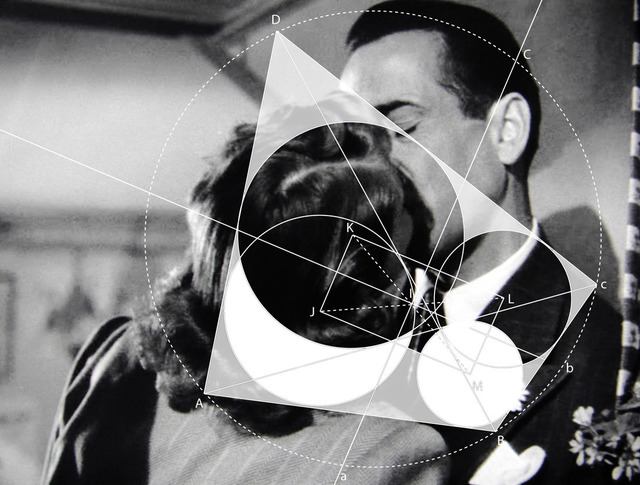 , 'Casablanca Circles 06_03,' 2012, CONRADS