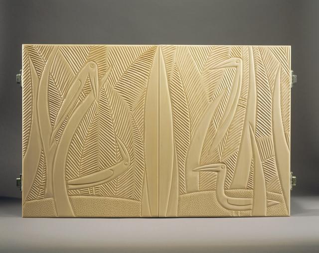 Judy Kensley McKie, 'Cabinet Doors', 1983, Museum of Arts and Design