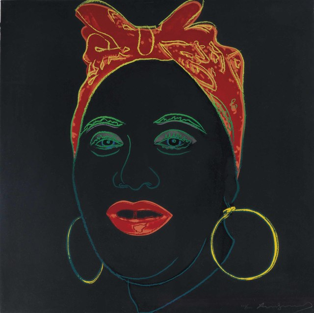 Andy Warhol, 'Mammy, from Myths', 1981, Christie's