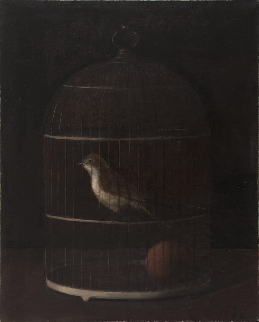 , 'Bird in the Cage,' 2015, Hive Center for Contemporary Art