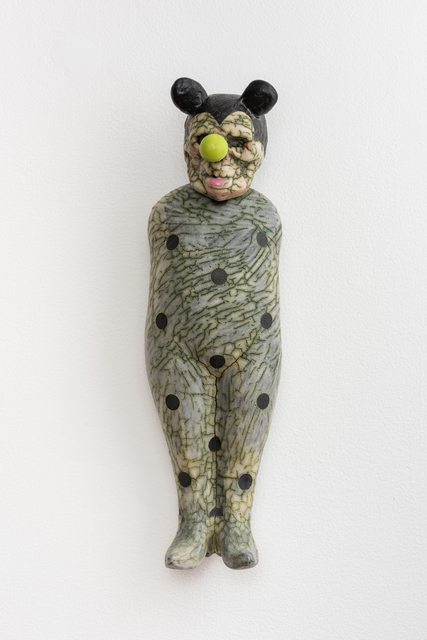 Tom Bartel, 'Polka Dot Mickey Mouse Figure', 2016, Eutectic Gallery