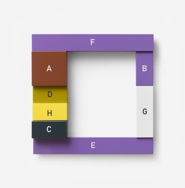 , 'A-H,' 2002-2015, Georg Kargl Fine Arts