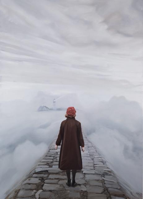 , 'Arrival,' 2019, NextStreet Gallery