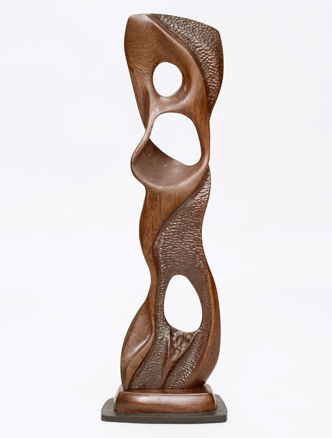 Newell Weber, 'Biomorphic Wood Sculpture', 1950s, Patrick Parrish Gallery