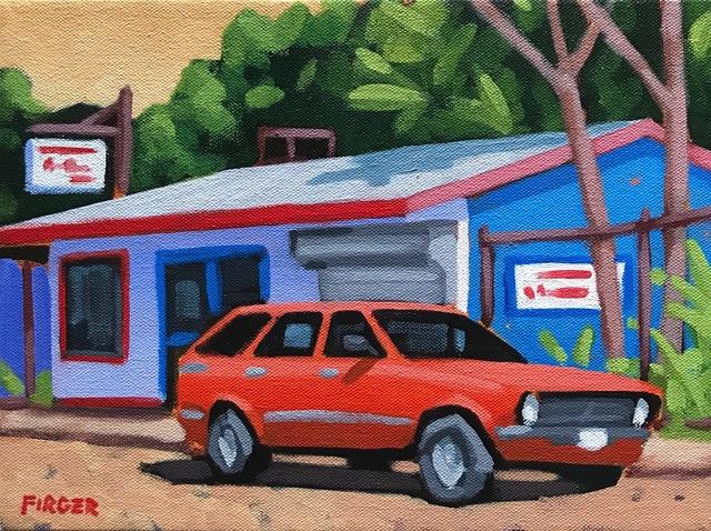 , 'Mini Super, Costa Rica,' , Copley Society of Art