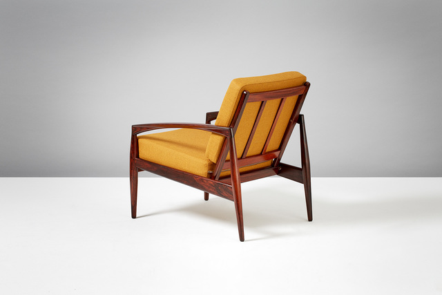 Pleasant Kai Kristiansen Model 121 Paper Knife Lounge Chair Ca 1956 Available For Sale Artsy Spiritservingveterans Wood Chair Design Ideas Spiritservingveteransorg
