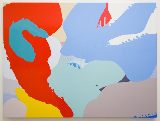 , 'Flight,' 2012-2017, Morgan Lehman Gallery