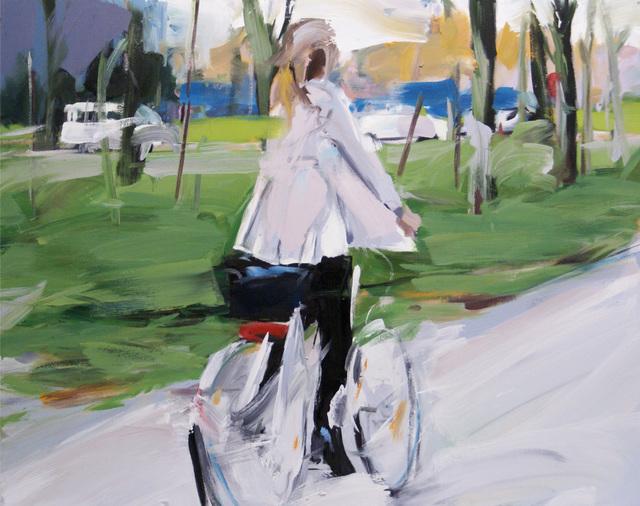 Alireza Varzandeh, 'Herbst (Grungurtel)', 2019, Caldwell Snyder Gallery