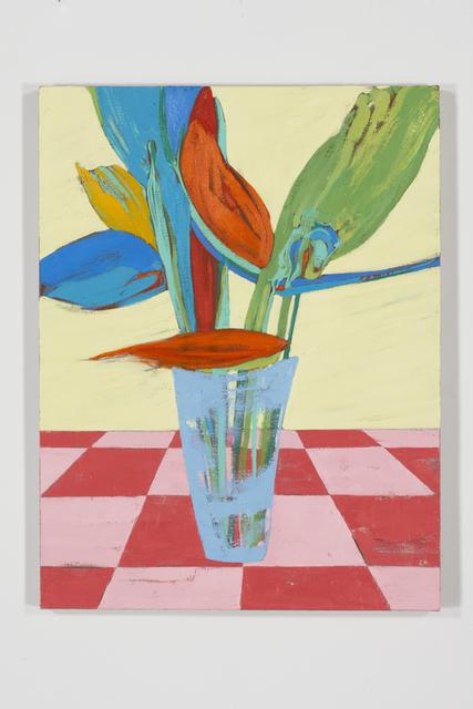Nicola Tyson, 'Vase of Flowers', 2012, Sadie Coles HQ