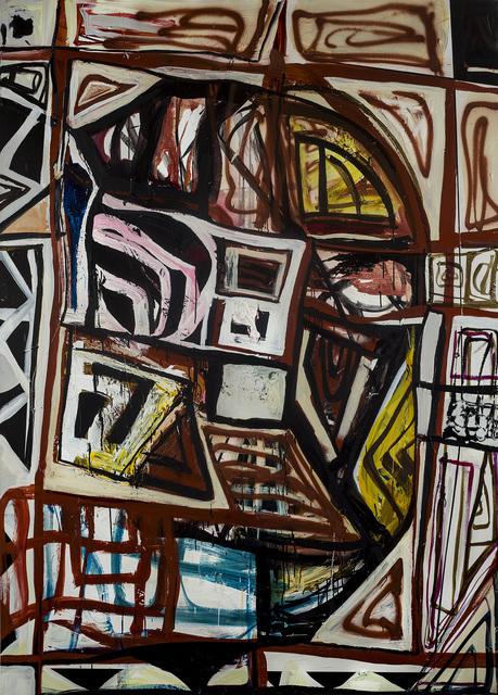 Tsibi Geva, 'Untitled', 2018, Albertz Benda