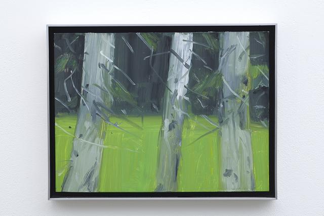 Alex Katz, 'Three Trees 2', 2017, Timothy Taylor