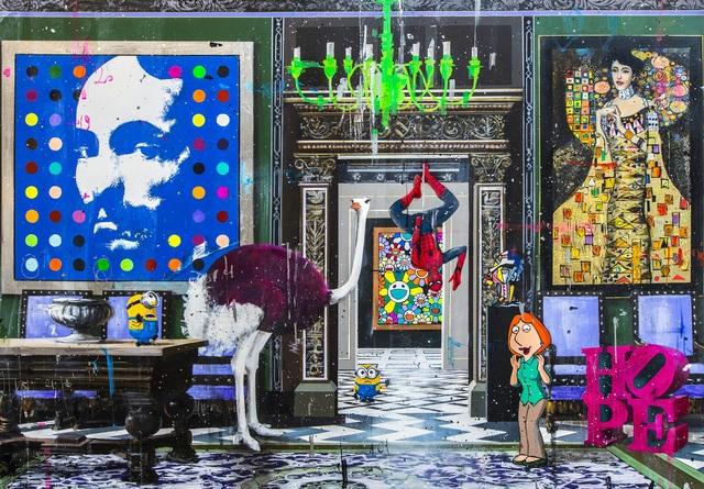 Angelo Accardi, 'Surprise', 2019, Eden Fine Art