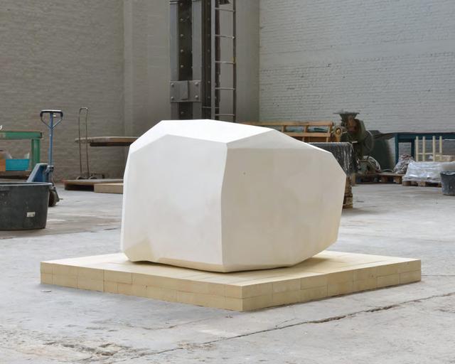, 'La Pierre,' 2013, Galerie Greta Meert