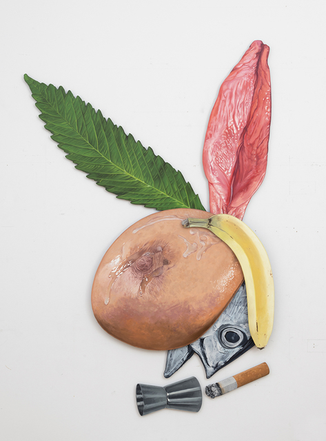 , 'Bunny,' 2014, Joshua Liner Gallery