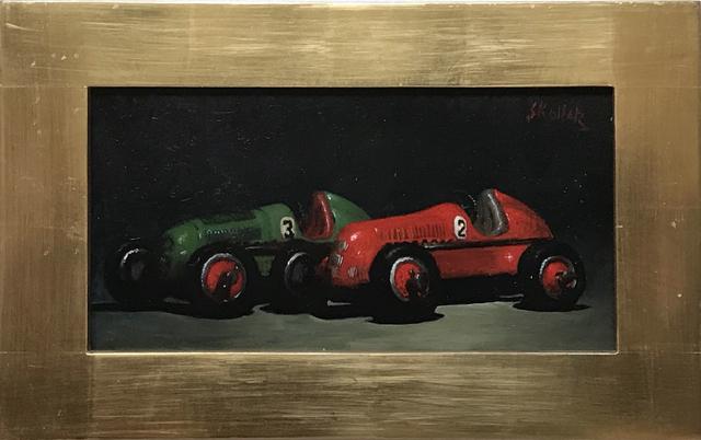 , 'Racecars,' 2017, AFA Gallery