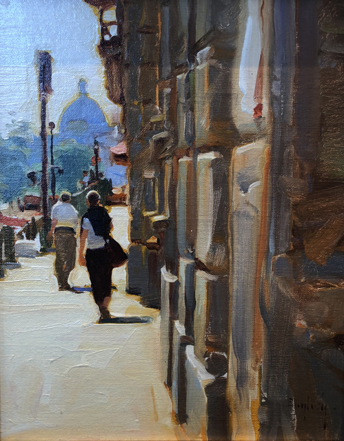 , 'A Walk Through Paris,' , Stremmel Gallery