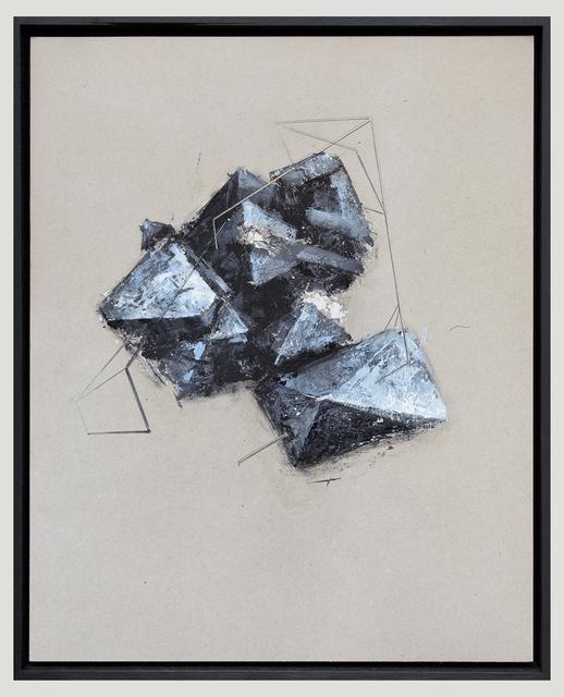 , 'Petite Magnétite III,' 2014, Tanja Wagner Galerie