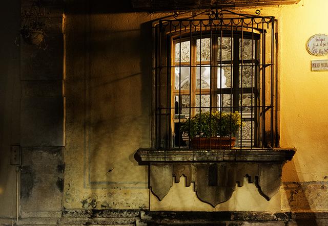 , 'A Window at Night,' , Pucker Gallery