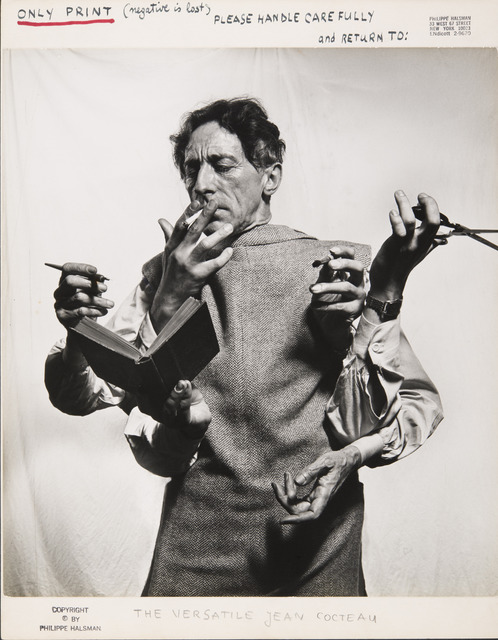 , 'The Versatile Jean Cocteau,' 1949, Musée de l'Elysée