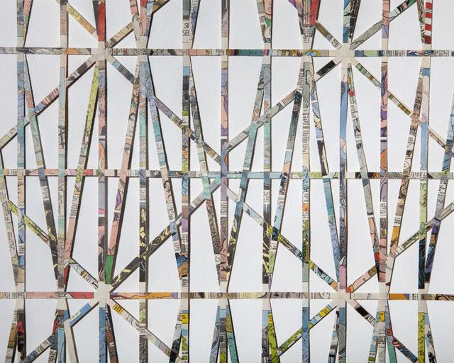 , 'Untitled (DDCC),' 2016, Jenkins Johnson Gallery