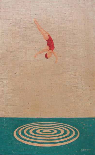, 'Diana's jump,' 2017, GALERIA JORDI BARNADAS