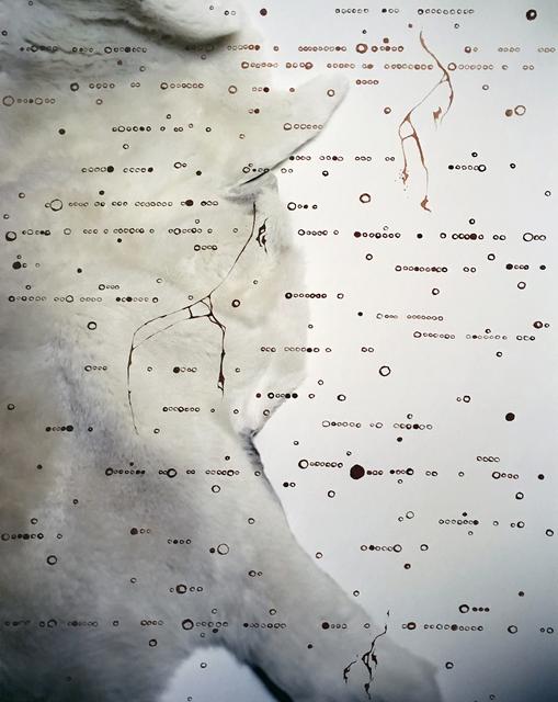 Tara Cronin, 'The Great White Stag Lives (Pelt)', 2015, Dab Art