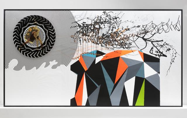 , 'Jitterbugs Tangofly Tagplants,' 2016, STPI