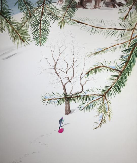 , 'Through the Trees,' 2017, Tayloe Piggott Gallery