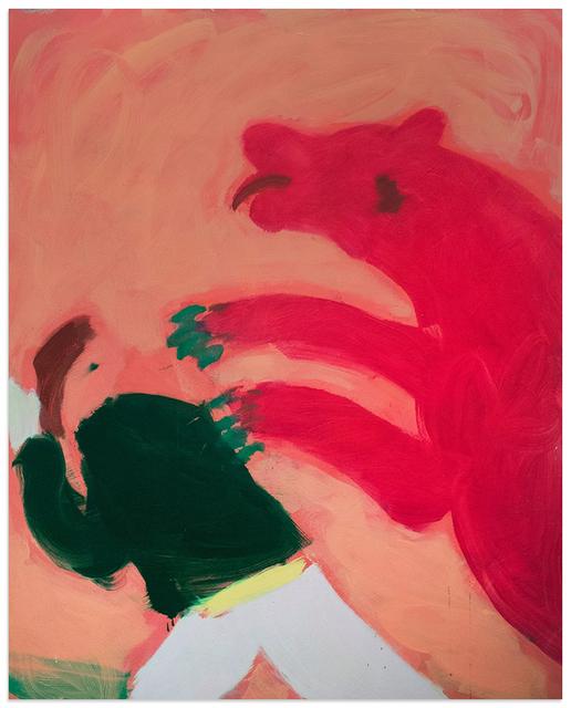 , 'Surprise Bear,' 2017, Anna Zorina Gallery