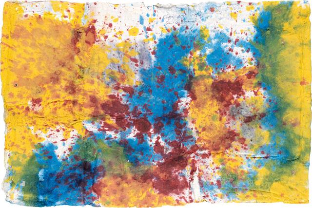 , 'Elegy #7 ,' 1980, John Wolf Art Advisory & Brokerage